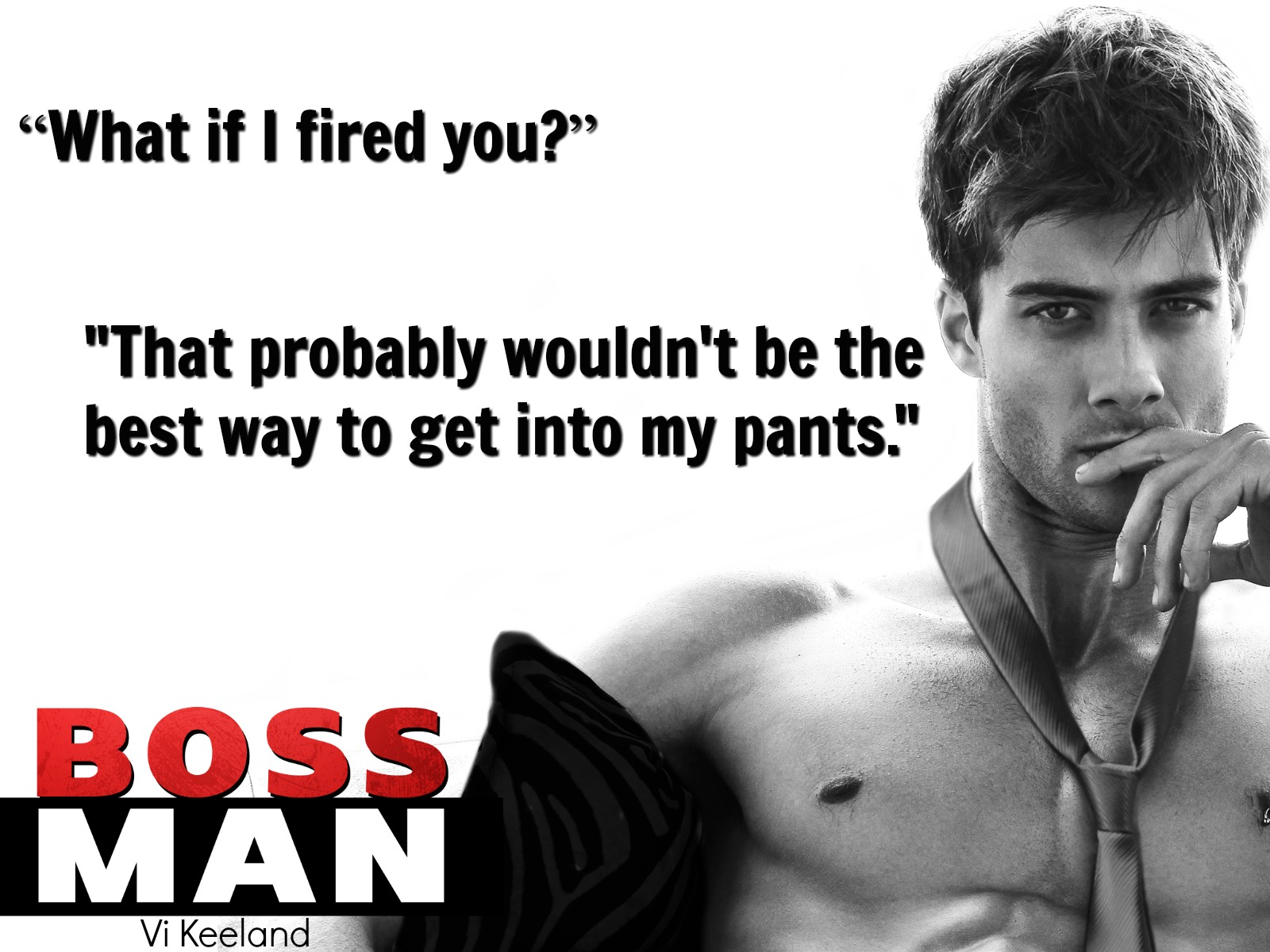Teaser: Boss Man by Vi Keeland